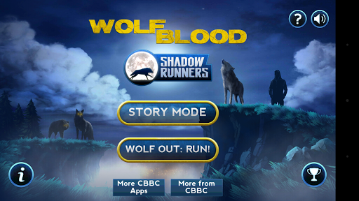 Wolfblood - Shadow Runners
