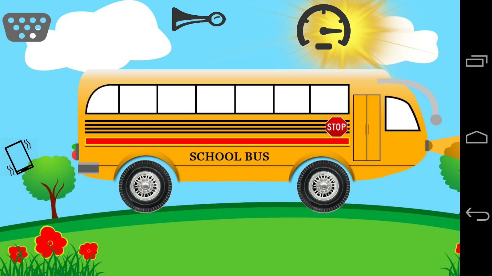 Toddler Kids School Bus Toy Android Apps On Google Play