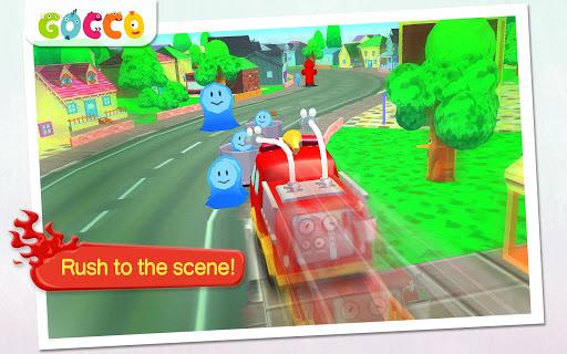 Игра Gocco Fire Truck: 3D Kids Game для планшетов на Android