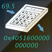 Binary Floating IEEE Converter