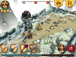 Screenshot of Royal Revolt!
