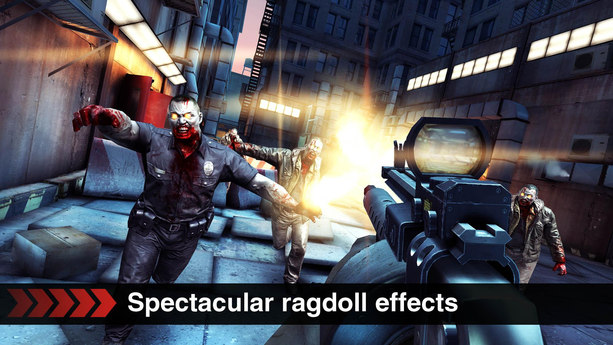 Dead Trigger Android Reviews At Android Quality Index