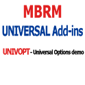 MBRM Universal Options demo icon