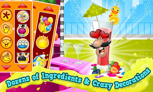 Smoothie Maker Crazy Chef Game for PC