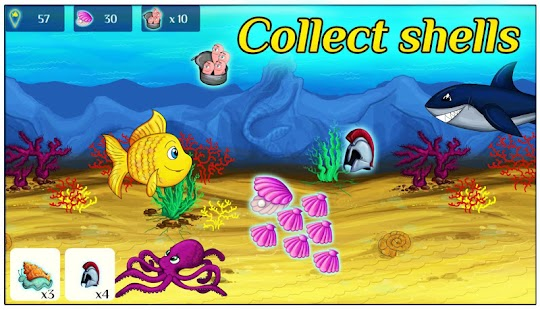Gold Fish- screenshot thumbnail