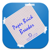 paper brick breaker