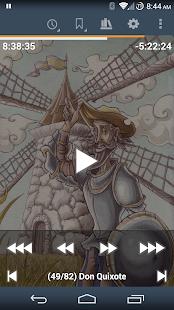 Listen Audiobook Player - screenshot thumbnail