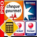Calculadora Ticket Comida PRO icon