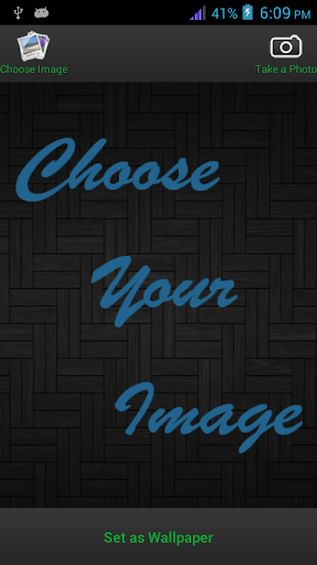 Choose Wallpaper