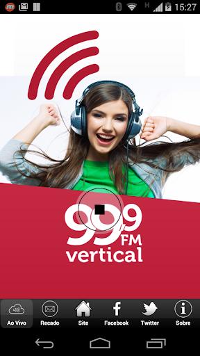 Vertical 99 9 FM