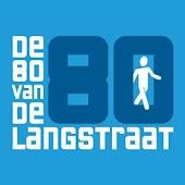 de 80 van de Langstraat