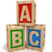 Niños Pizarra Número Alfabeto
