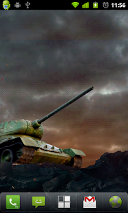 Tanks Live Wallpaper - screenshot thumbnail