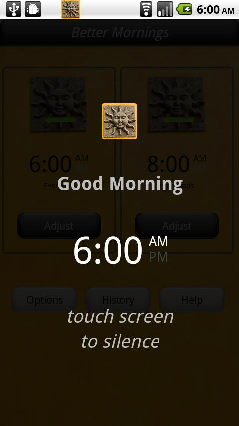 Natural Alarm (FULL) - screenshot