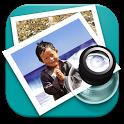 فوتوشوب قص الصور icon