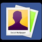 Social Wallpaper Pro