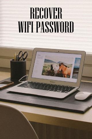 恢复无线上网密码