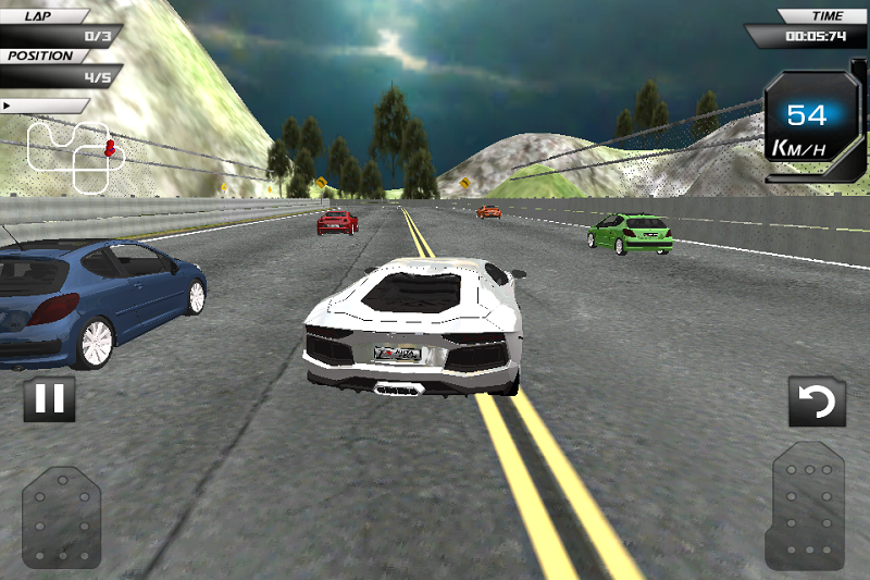 Car Racing - Thirst For Speed - screenshot