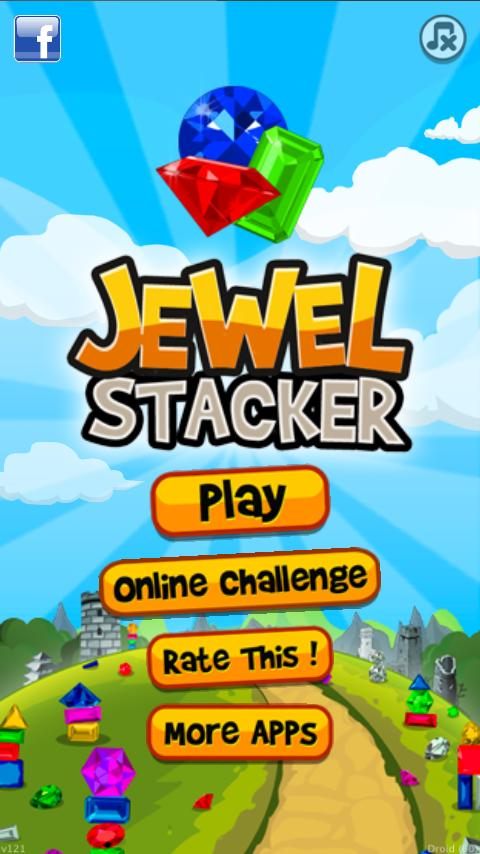 Jewel Stacker - screenshot