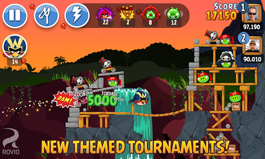 Angry Birds Friends Screenshot 21