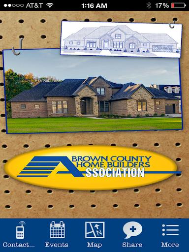 Brown County Home Builders App
