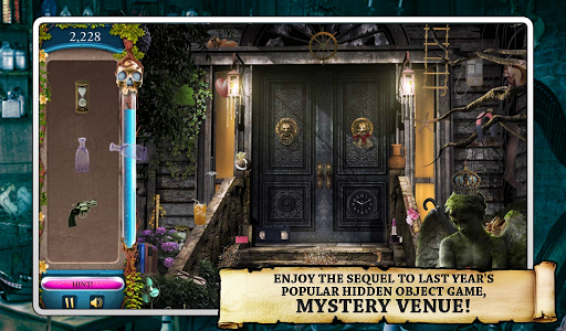 【免費休閒App】Hidden Object Mystery Venue 2-APP點子