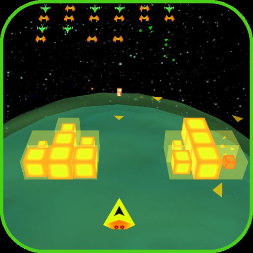 Sporadic Invasion : Invaders! LOGO-APP點子