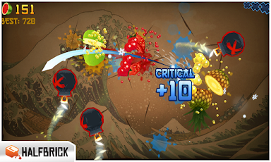 Fruit Ninja Screenshot 9