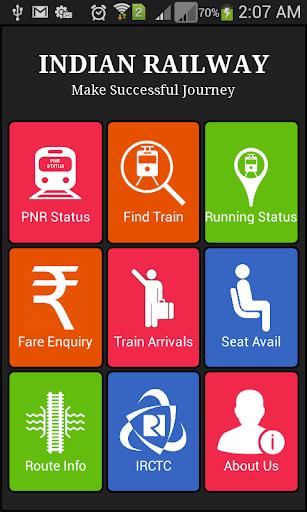 Indian Railway Enquiry