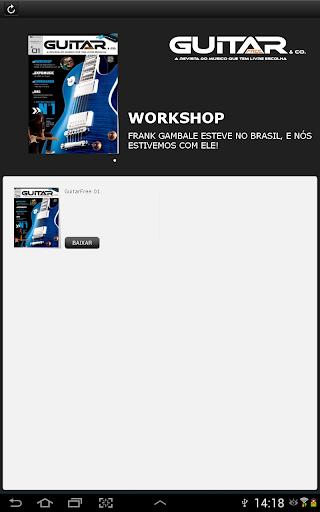 玩新聞App|REVISTA GUITAR FREE免費|APP試玩