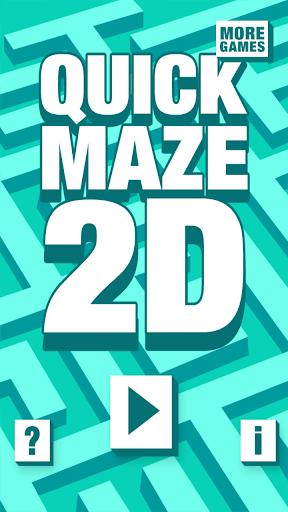 Quick Maze 2D