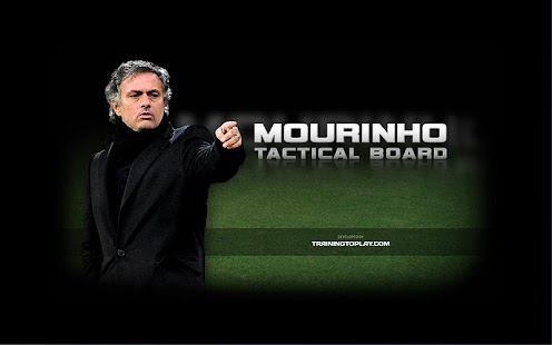 Mourinho Tactical Board Tablet - screenshot thumbnail