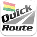 Quick Route Bolivia icon