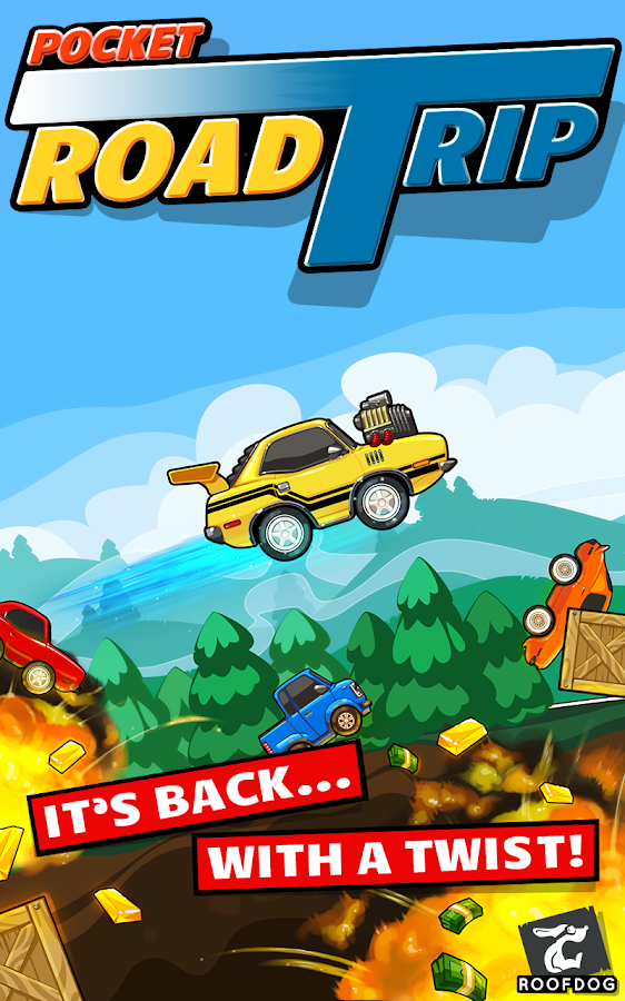 Pocket Road Trip- screenshot
