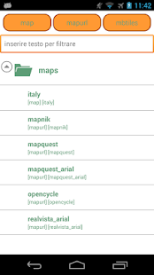 Geopaparazzi- screenshot thumbnail