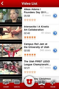 University of Utah - screenshot thumbnail