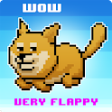 Flying Doge Flappy Adventure icon