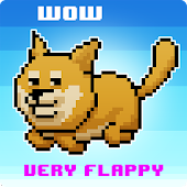 Flying Doge Flappy Adventure