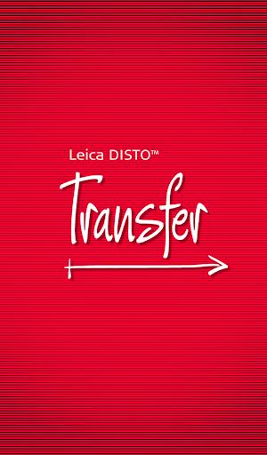 Leica DISTO™ transfer BT LE