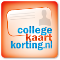 Collegekaartkorting logo