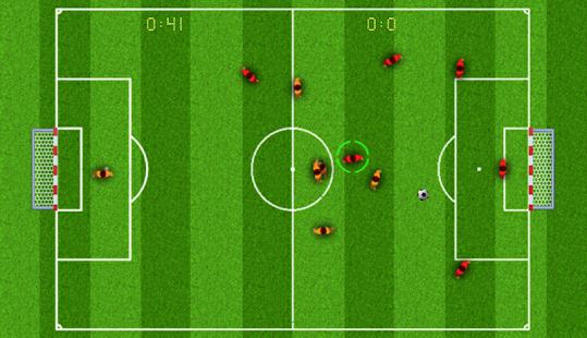 飛揚的足球app - APP試玩 - 傳說中的挨踢部門