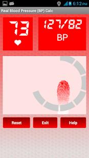 Real Blood Pressure (BP) Calc.