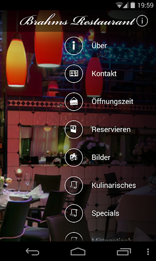 Brahms Restaurant