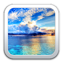 Sky and Sea Live Wallpaper icon