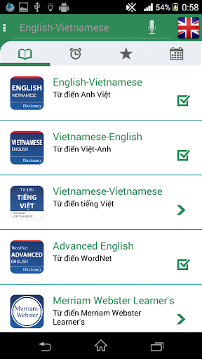 Từ điển Anh Việt