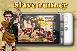Screenshot of Slave Runner