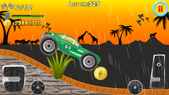 Hill Climb Truck Race screenshot 8