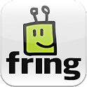 fring Free Calls, Video & Text logo