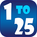 1to25 speed touch icon