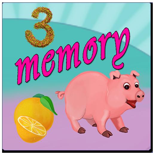 Kleinkinder Lexikon Memory LOGO-APP點子